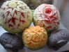 More Carved Fruit